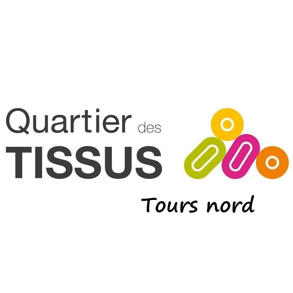 quartier des tissus logo